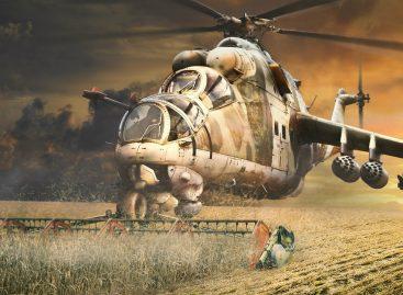 Мирный советский трактор и Пердана