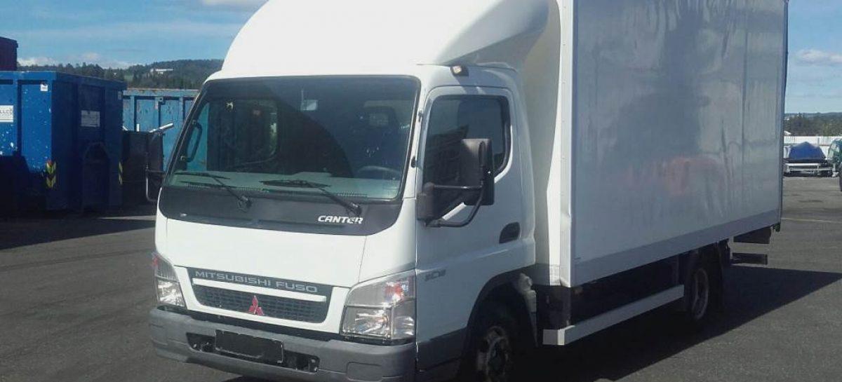 Приостановлено производство грузовиков Mitsubishi Fuso Canter