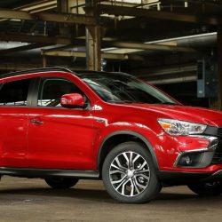 Обновлённый Mitsubishi ASX привезут в Россию осенью