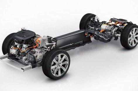 В Китае выпустят первый электромобиль Volvo