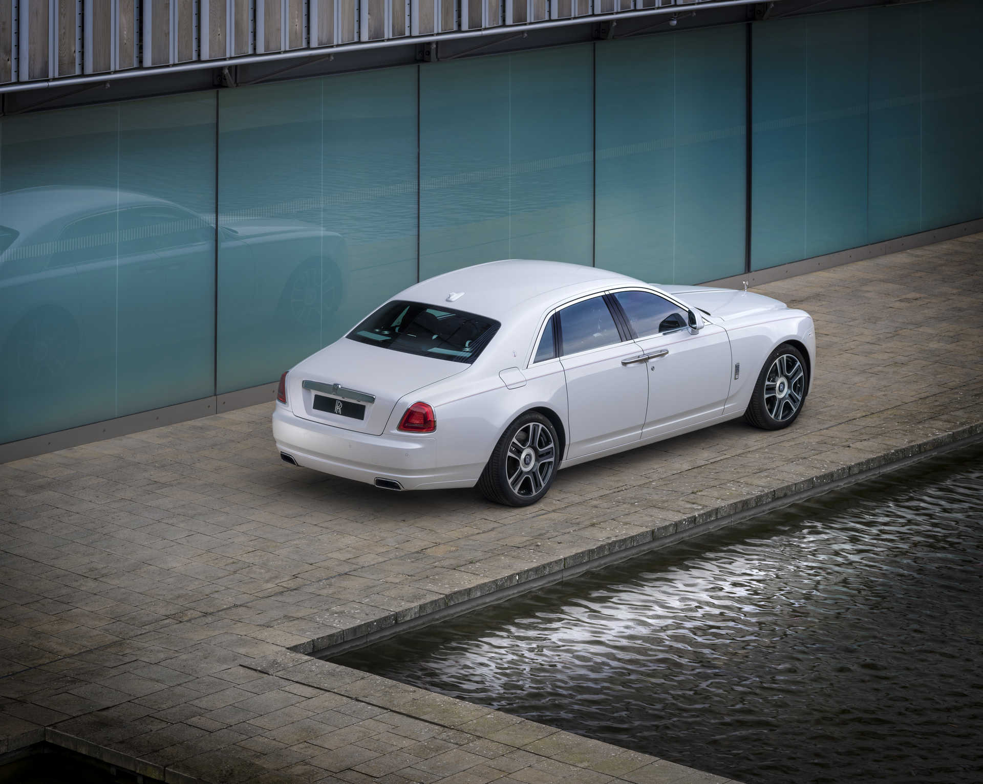 Rolls Royce Ghost Seoul Edition