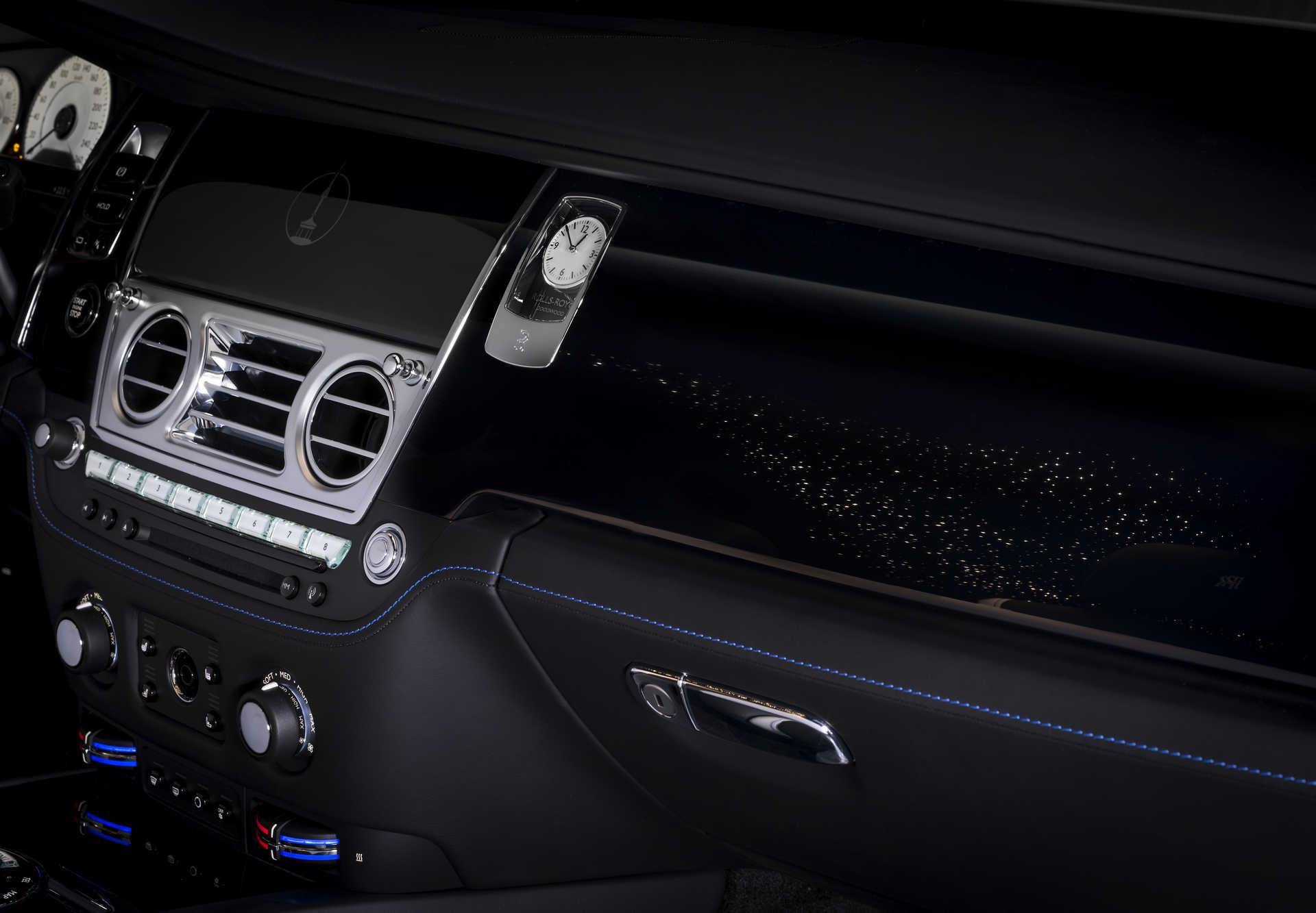 Rolls Royce Ghost Seoul Edition
