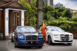 Rolls Royce Korea Collection