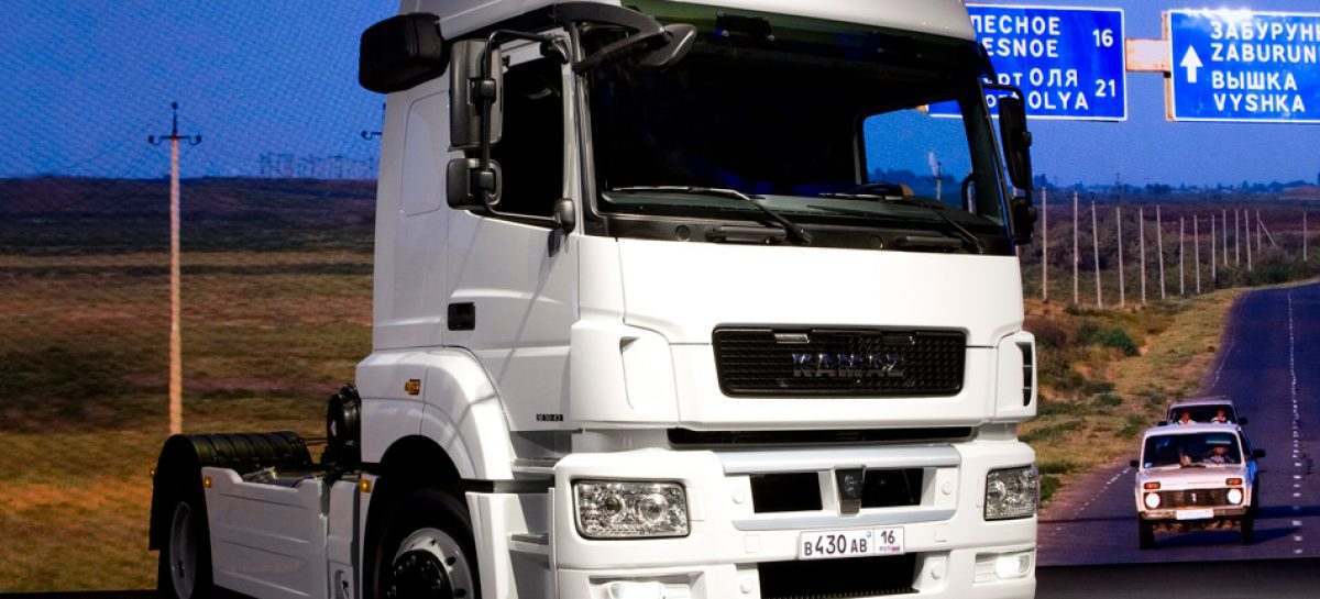 КАМАЗ увеличит выпуск грузовиков КАМАЗ Nео