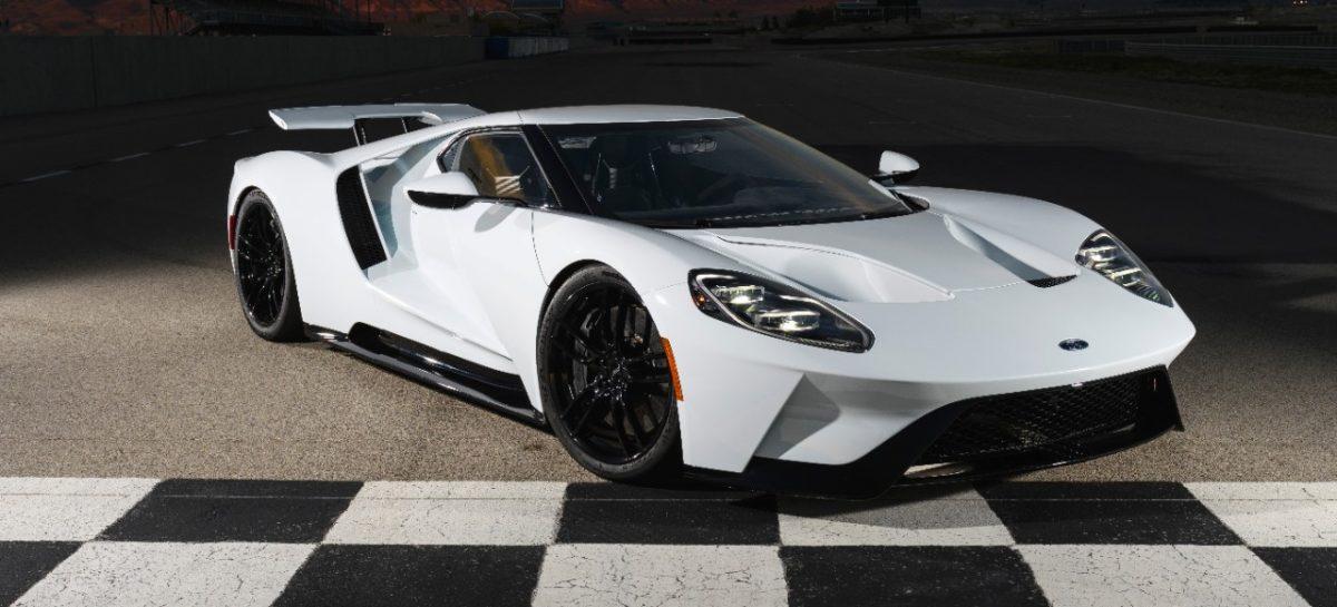 Ford GT: Суперкар как лаборатория