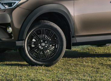 Старт Toyota RAV4 в салонах официальных дилеров