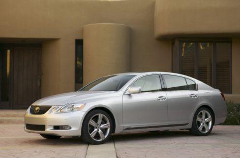 Lexus GS III – вечно живой