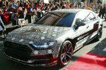 Прямая трансляция премьеры нового Audi A8