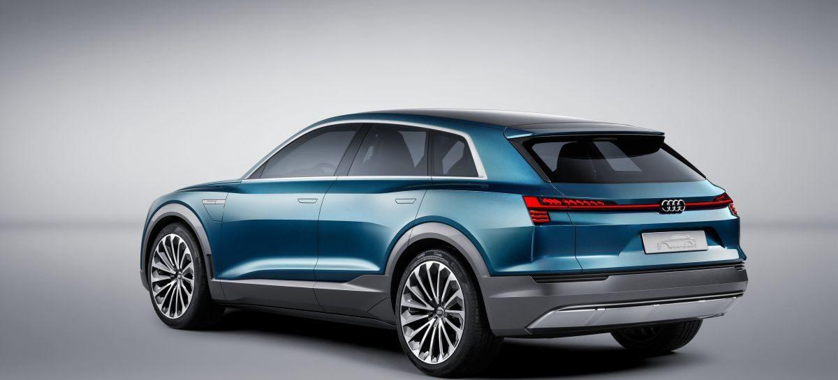 Audi к 2020 году планирует электрифицировать линейку новыми моделями E-Tron