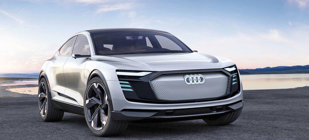 Audi дополнило семейство e-tron
