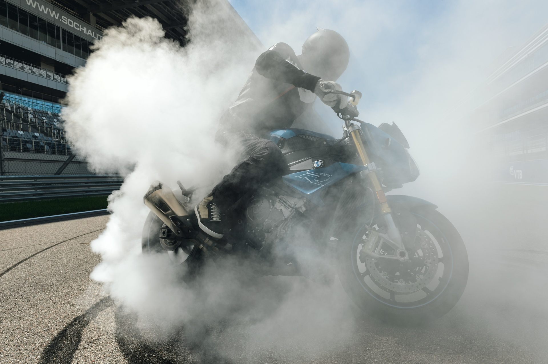 BMW S1000R Competition