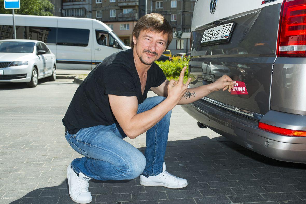 Автопробег от Калининграда до Камчатки на Vw серии T