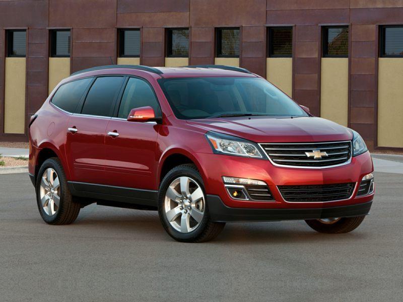 Chevrolet-Traverse