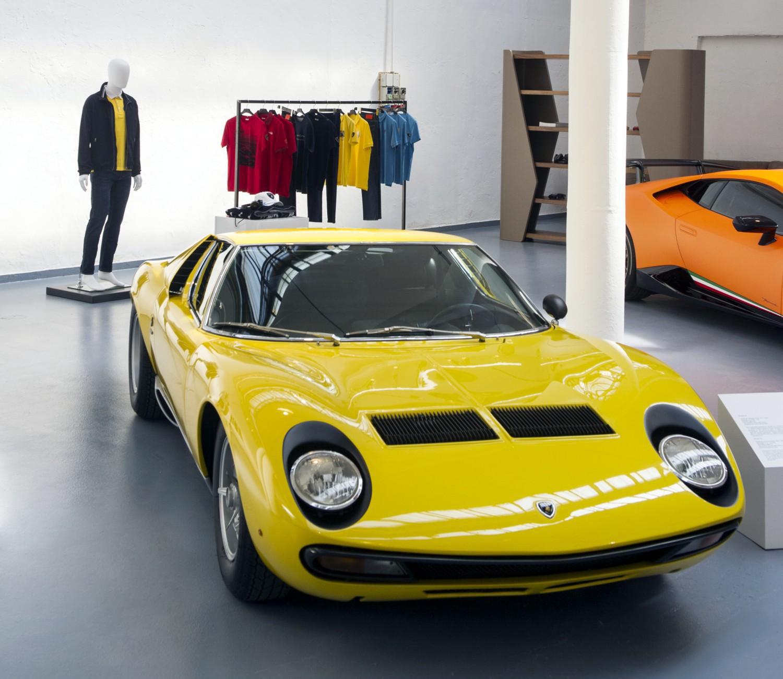 Collezione Automobili Lamborghini Miura 350 SV