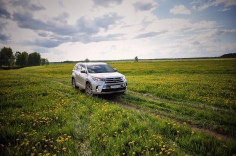 Toyota Highlander стал дешевле