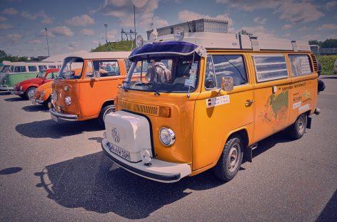 Фестиваль Volkswagen в Яхроме
