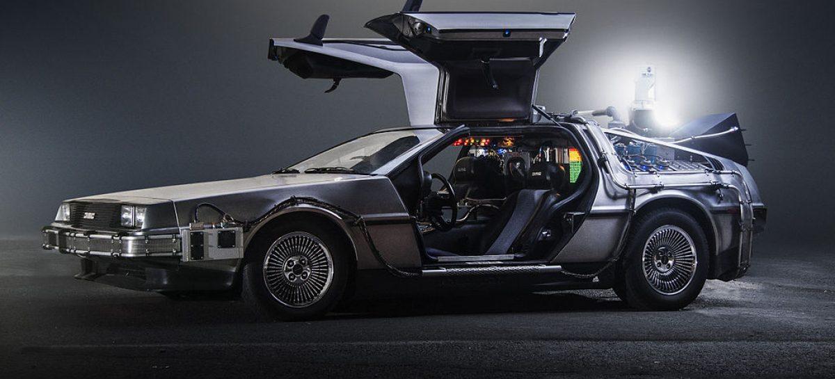 На продажу выставлен DeLorean из фильма «Назад в будущее»