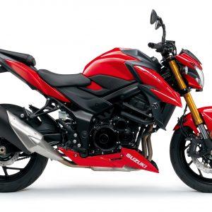 Suzuki привезли новые мотоциклы для России
