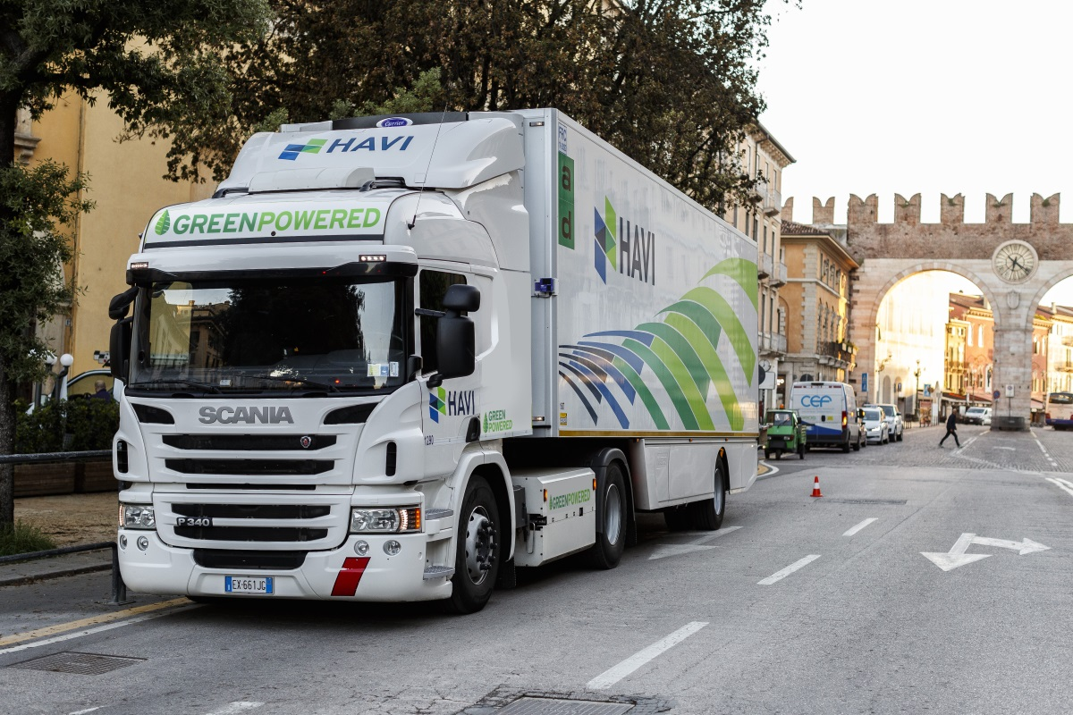 HAVI Scania