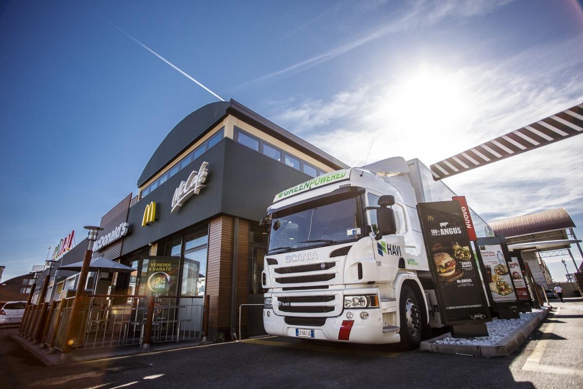 HAVI Scania_June 2017