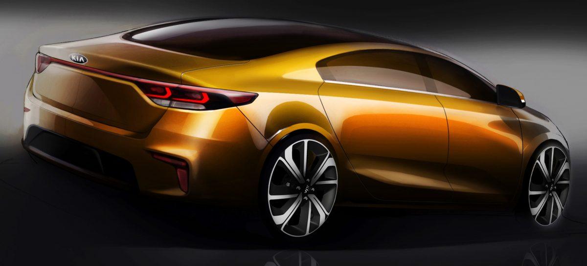 KIA Motors Rus официально намекнула, каким будет новый KIA Rio