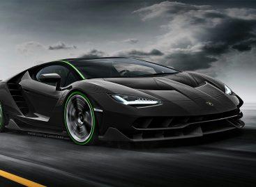 Новинки от Lamborghini