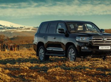 Экстренная мобильная связь Land Cruiser