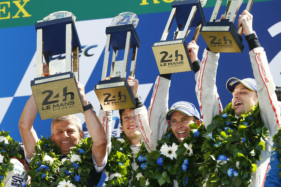 Волевая победа Porsche на Ле-Мана 2017