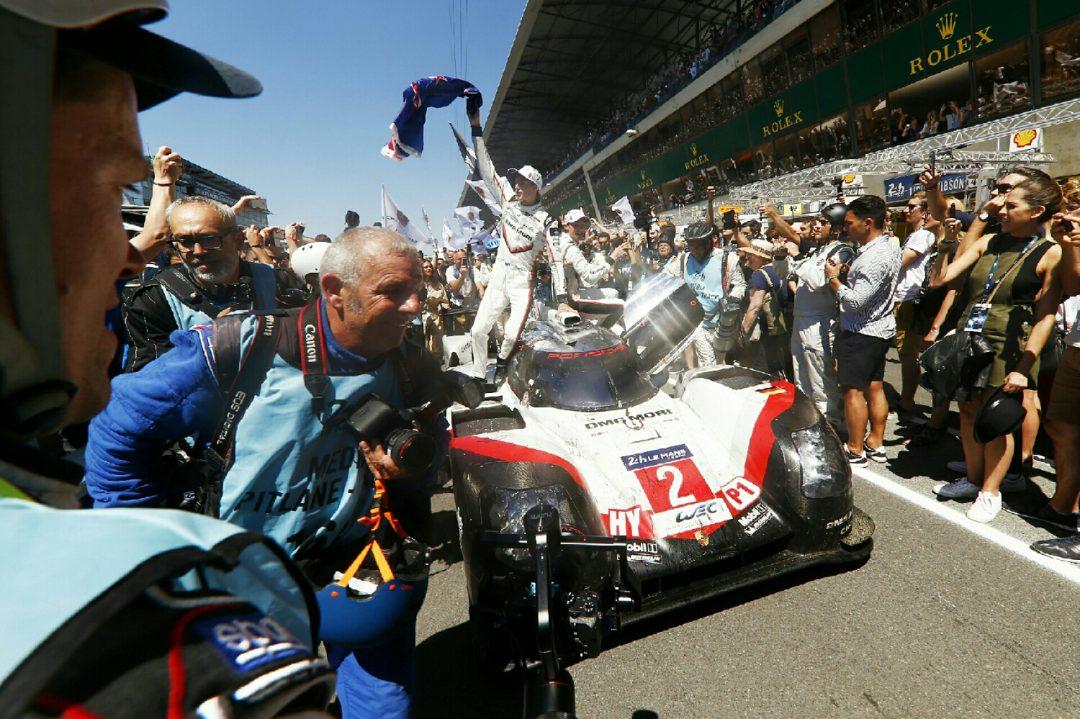 Волевая победа Porsche Ле-Ман 2017