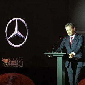 Организационные изменения в подразделении Mercedes-Benz Cars