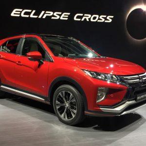 Названы сроки появления Mitsubishi Eclipse Cross в России