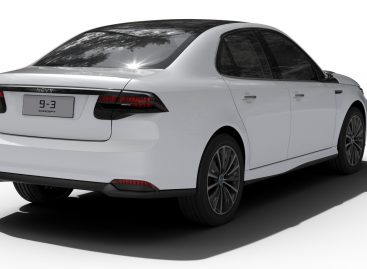 В Китае возродили автомобили Saab