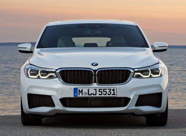 В России начались продажи BMW 6 GT