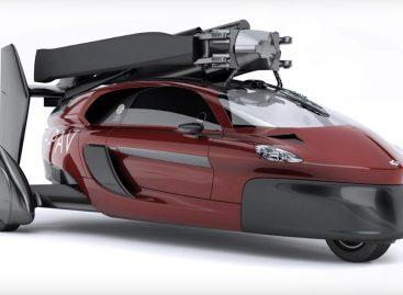 PAL-V – летающий автомобиль за 499 тыс. евро