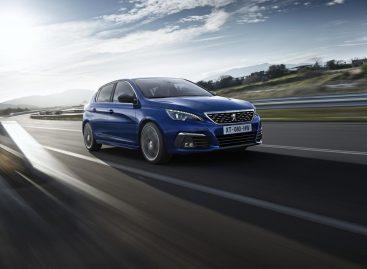 Peugeot показала обновленный хэтчбек 308