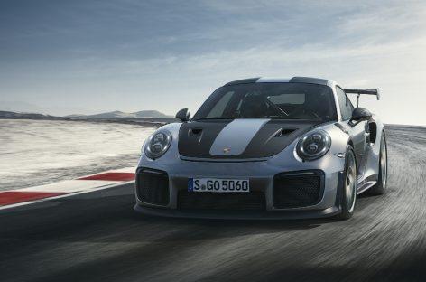 Представлен самый мощный Porsche 911