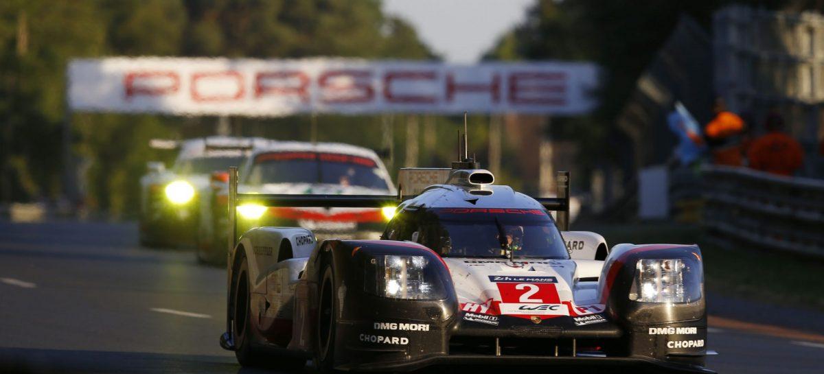 Porsche LMP готовится к гонке в Техасе