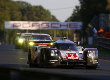 Porsche покинет класс LMP1