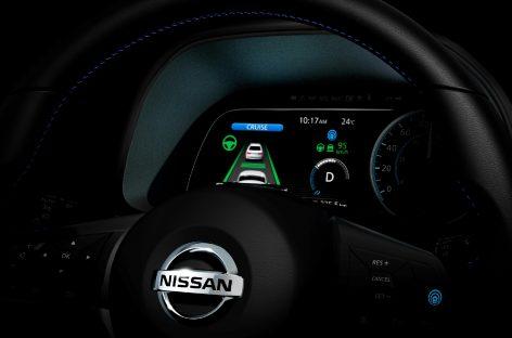 Nissan Leaf заработал пять звёзд в крэш-тестах JNCAP