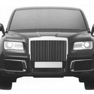Похож на Rolls-Royce. Проект «Кортеж» обрел финальный дизайн