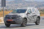 Обновленный Renault Duster готовят к мировому дебюту