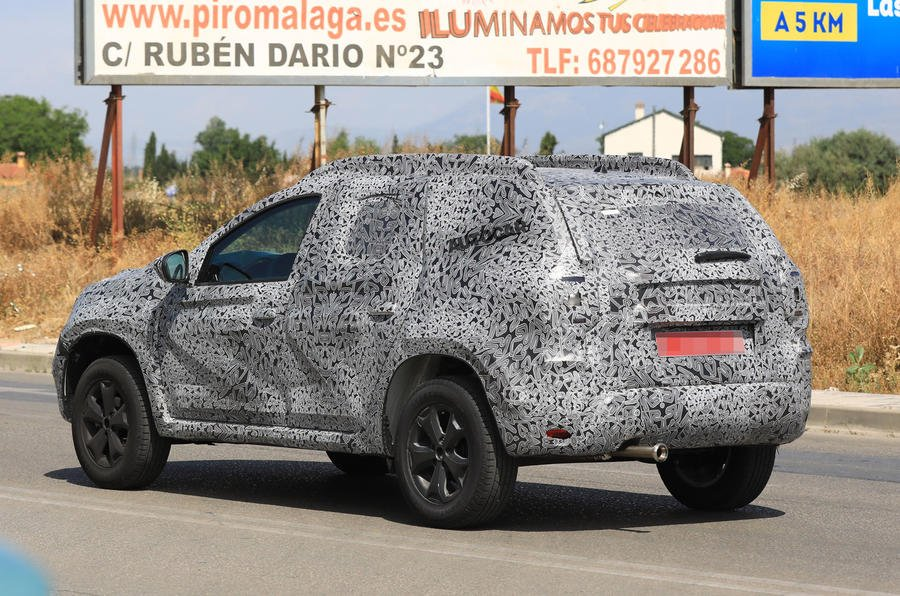 Renault Duster new 2017