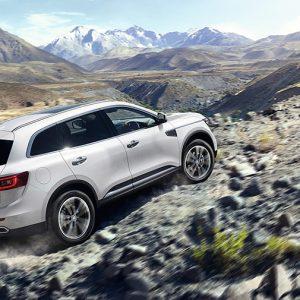 На российском рынке появился новый Renault Koleos
