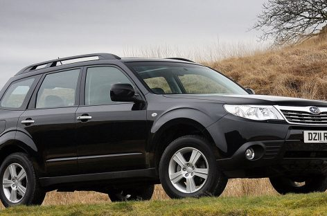 Subaru отзывает в РФ модели Impreza и Forester