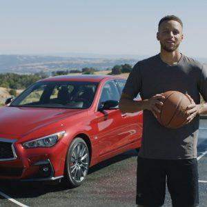 Звезда NBA примет участие в запуске седана Q50
