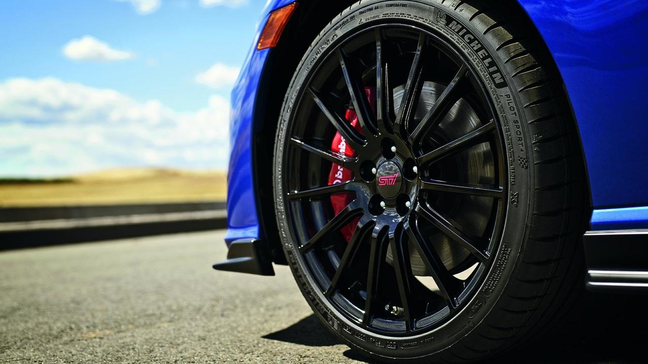 Subaru BRZ tS 2017