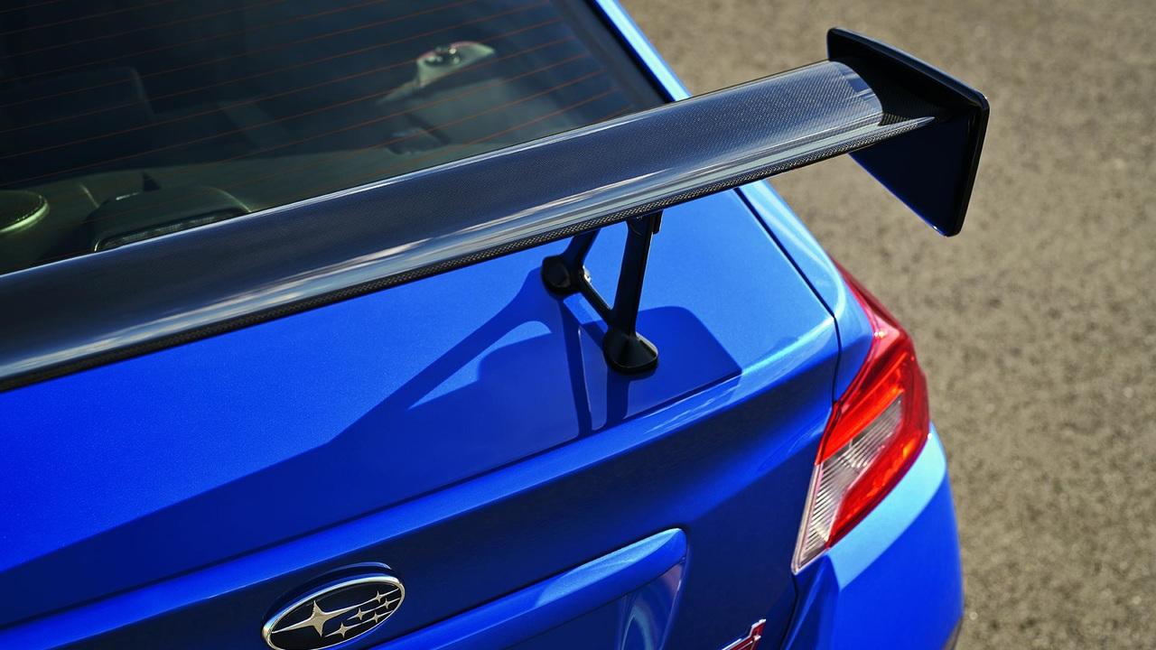 Subaru WRX STI Type RA 2017