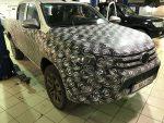 Новый Toyota Hilux 2018 засняли в Москве