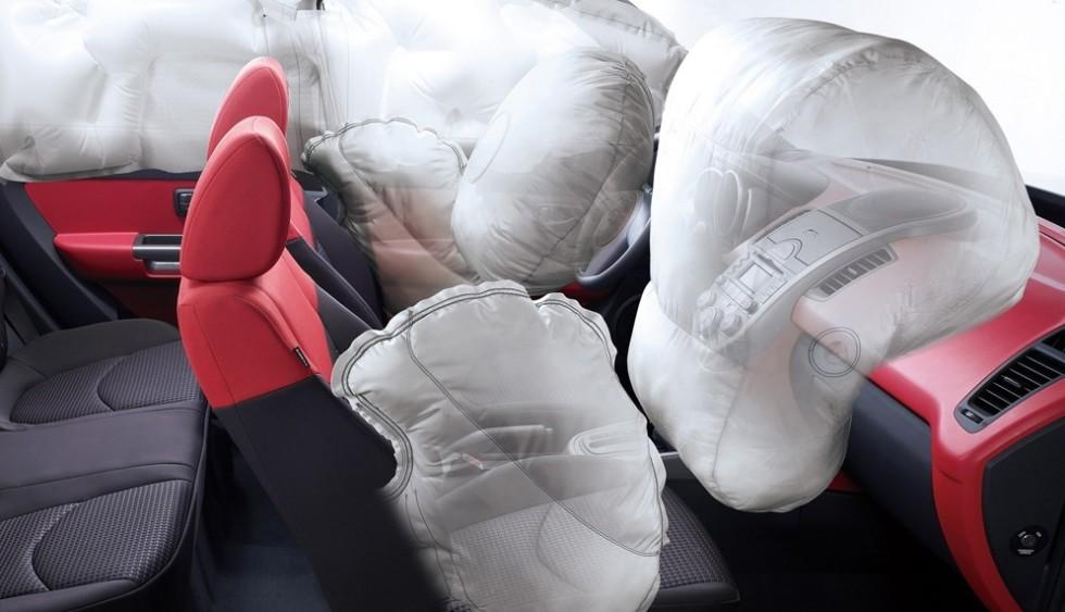 Ремонт автокресла после срабатывания подушек