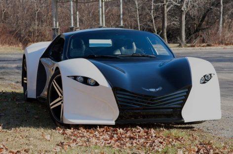 Претендент на звание самого быстрого автомобиля на планете